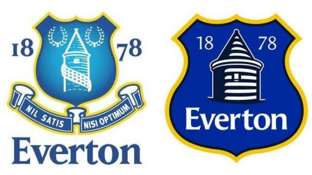 2013/14 Everton Crest
