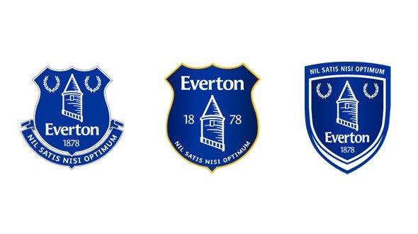 The New Everton Crest Part II