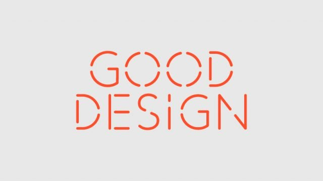 Good designs for Good Design
