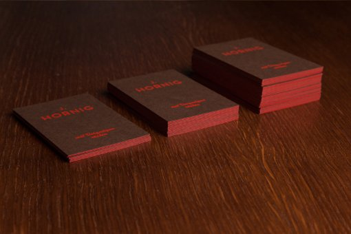J. Hornig Identity and Collateral