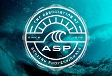 Association of Surfing Professionals Logo