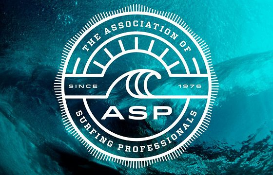 Association of Surfing Professionals Logo