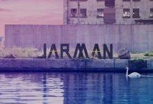 Jarman Awards identity - no jpegs, no eps