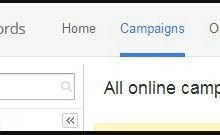 New Google AdWords Interface Design And Logo Starts Rolling Out