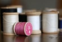Rutland Sewing Logo - Cut and Stitch