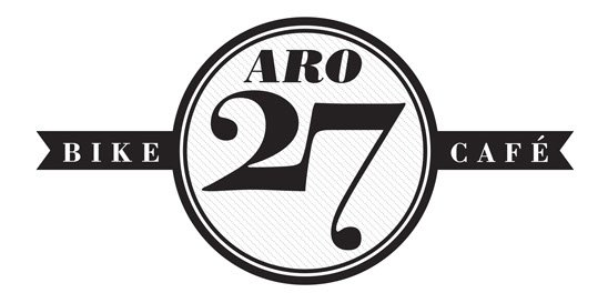Aro 27 Bike Cafe - get on yer bike
