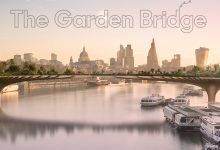 Garden Bridge - a garden over troubled water