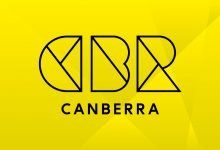 CBR - Confident, Bold, Ready or Can't Be Real? Canberra Logo