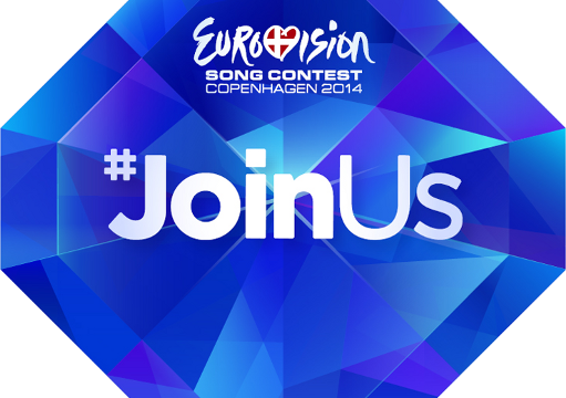 Nil Points  - is this the worst logo of 2013? Eurovision 2014 includes hashtag #JoinUs!