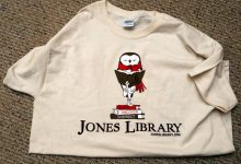 Owl plus Books equals Library