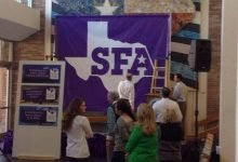 SFA Uni - Out with the old... in with the old -