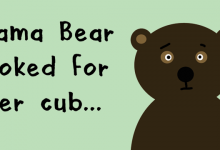 Mama Bear - Font of the Week #4