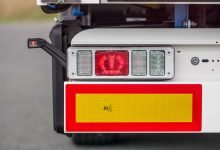 Branded Logo LED Tail Lights by Krone