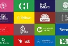 Logos by Kieran Harrod