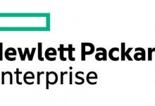 The Hewlett Packard Enterprise Logo - an underwhelming rectangle