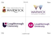 The Warwick University Logo and Loughborough University Logo Updates