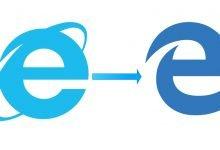 "Microsoft Edge updates the Internet Explorer ""e"""