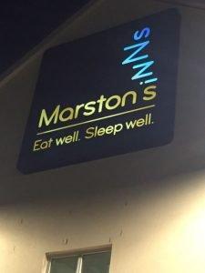 Marston's Inn - Dunbar
