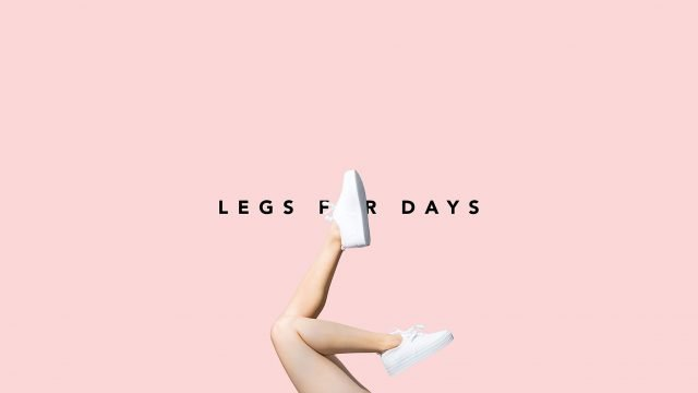Legs For Days by Futura