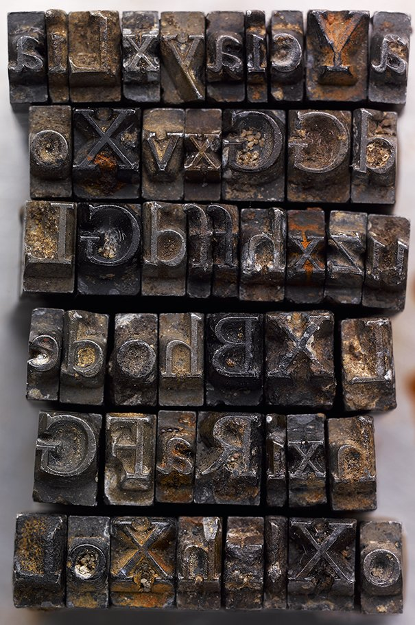Doves Type Recovered