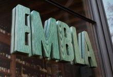 Embla Restaurant Branding