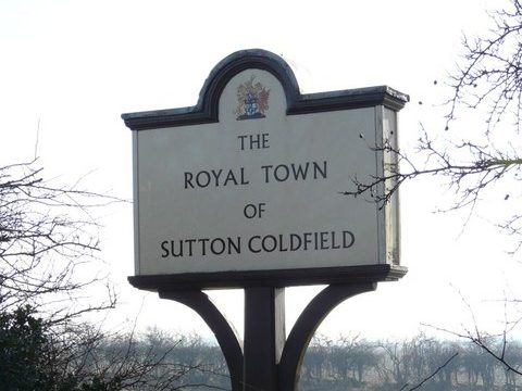 Royal Sutton Coldfield Logo Design