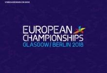 European Championships Branding