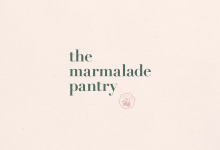 The Marmalade Pantry Branding