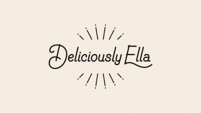 Deliciously Ella Branding