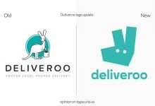 Deliveroo Visual Identity – Up Yours