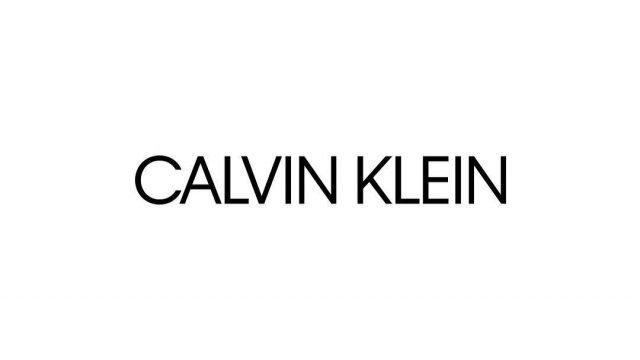 New Calvin Klein Logo 2017