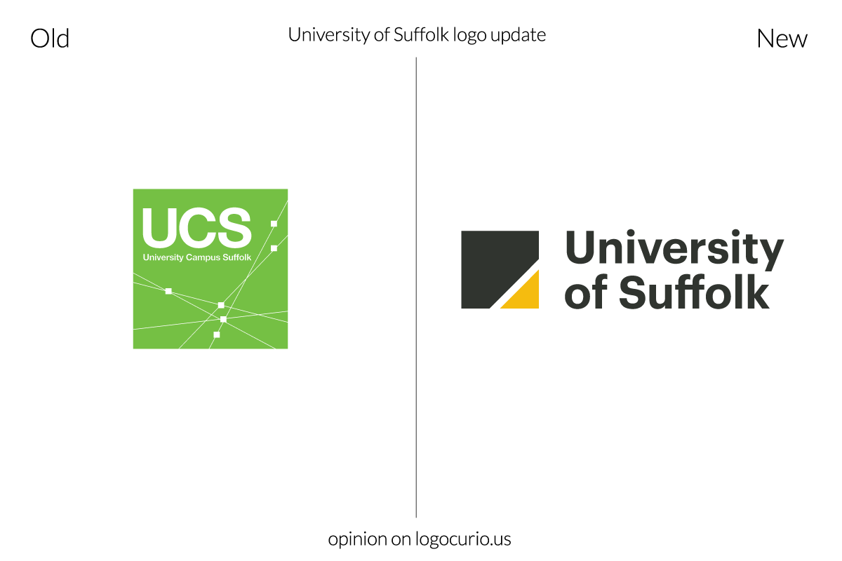 University of Suffolk Logo Update