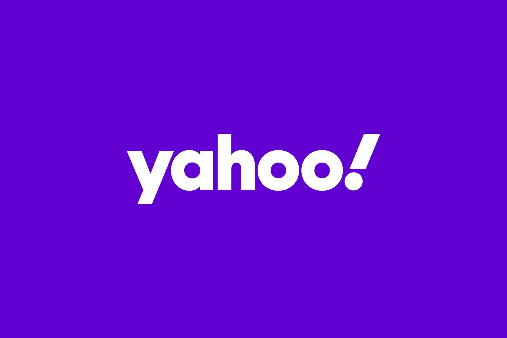 Yahoo! Logo 2019