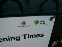 Derby Parks Logo Mystery