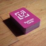 Business Card Design by LogoCurio.us